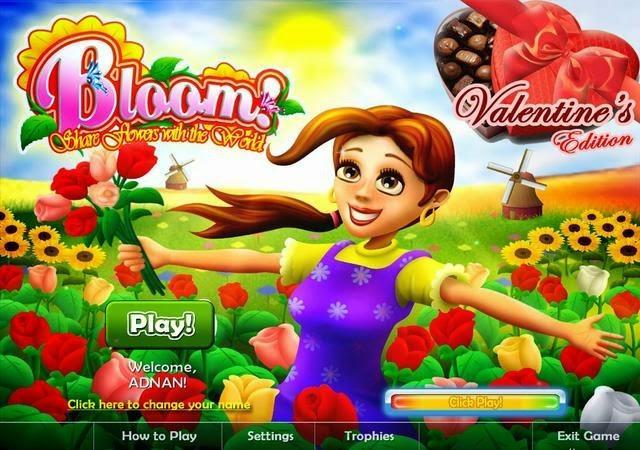 Bloom - Valentine's Edition gratuit sur PC (Dématérialisé)