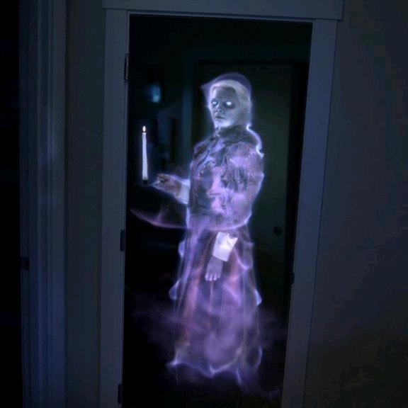 AtmosFX Ghost Sinister décorations digitales gratuites pour Halloween (Dématérialisés)