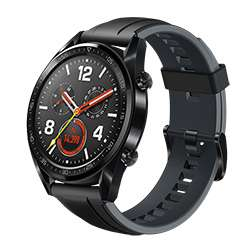 Montre connectée Huawei Watch GT Sport - 46 mm (Noir)