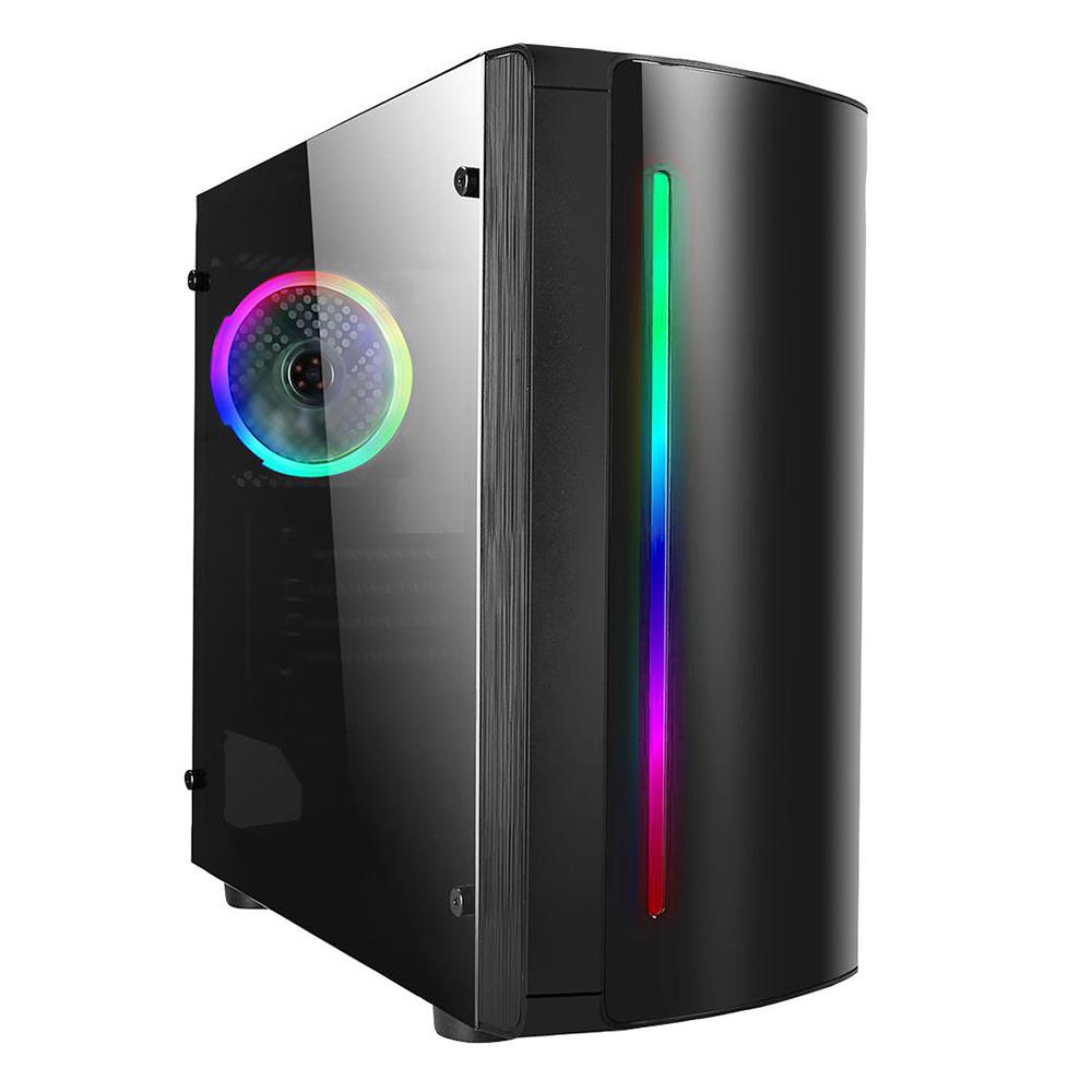 PC Fixe Coyote - Ryzen 5 3400G (4x3.7GHz), RAM 8Go (3000mhz), 240Go SSD, Radeon Vega 11, Alim 500W (palicomp.co.uk)