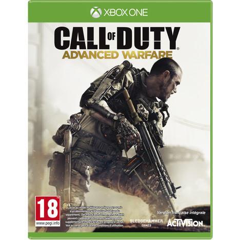 Sélection de jeux PS4/Xbox One en promotion - Ex : Call of Duty Advanced Warfare sur Xbox One