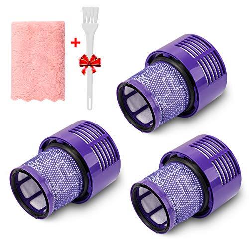 Lot de 3 filtres de remplacement pour aspirateurs Dyson V10 Morpilot (vendeur tiers)