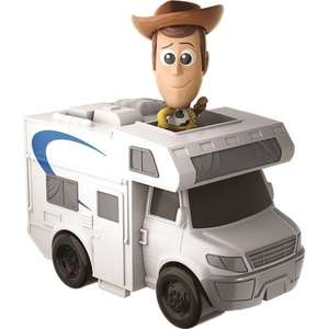 Figurine Woody et son camping-car Toy Story 4