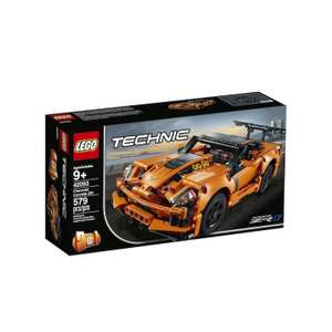 Jeu de construction Lego Technic Chevrolet Corvette ZR1 - n°42093