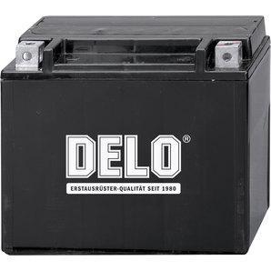 Jusqu'à 60% de réduction sur les Batteries Moto - Ex : Batterie Delo sans entretien YTX5L-BS - 12V/4AH