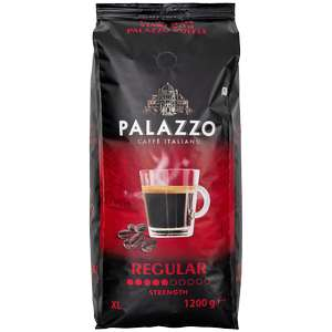 Paquet de café en grains Palazzo Regular - 1.2 kg