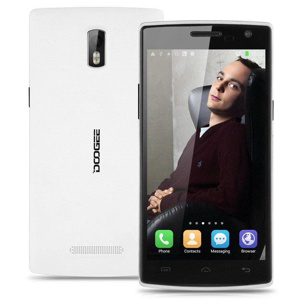 """Smartphone 5.5"""" Doogee DG580 - 1 Go de Ram, 8 Go"""