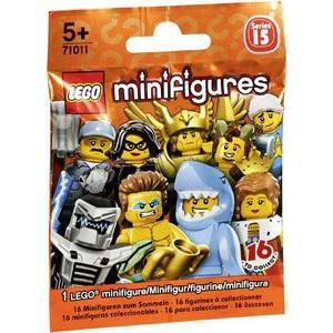 Sachet Lego minifigures - série 15