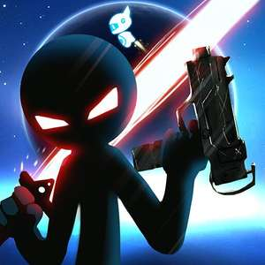 Stickman Ghost 2: Gun Sword - Shadow Action RPG gratuit sur Android
