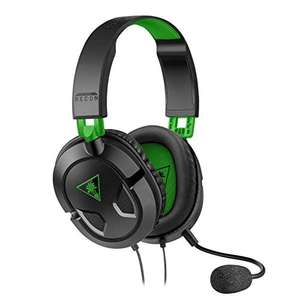 Casque Gaming Turtle Beach Recon 50X pour Xbox One, Nintendo Switch, PS4 et PC
