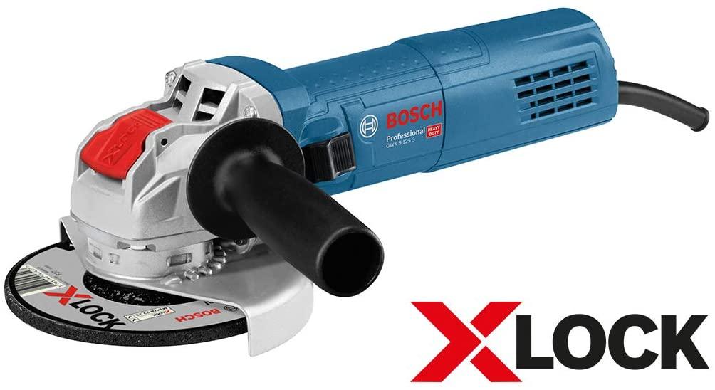 20% de réduction sur une sélection d'outils filaires Bosch - Ex : Meuleuse d'angle Bosch GWX 9-125 S X-LOCK 900W à 72.82€ au lieu de 114.99€