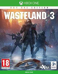 Wasteland 3 Edition Day One sur Xbox One