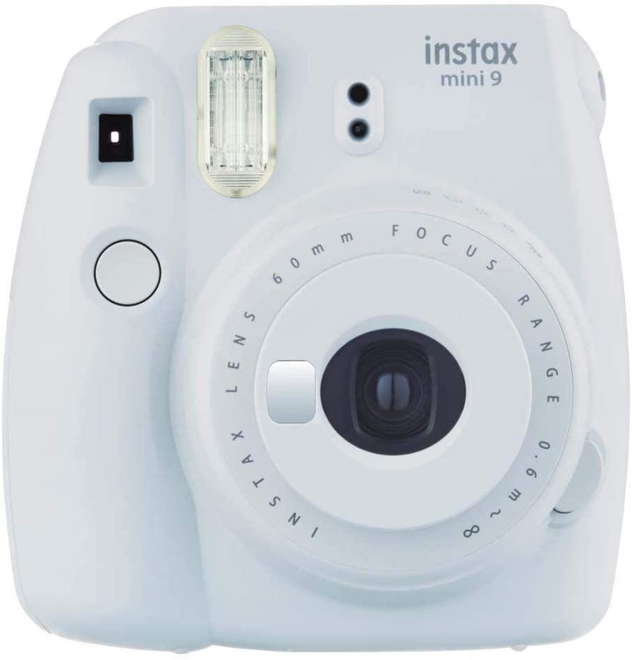Appareil Photo Instantané Fujifilm Instax Mini 9 - Smoky White