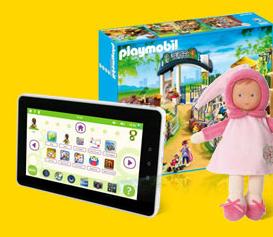 [Adhérents FNAC] 10€ offerts en bon de réduction, tous les 50€ d'achats sur les jouets et jeux