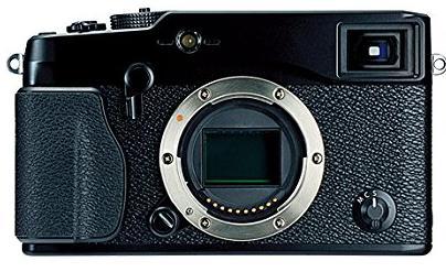 Boîtier Hybride Fujifilm X-Pro1 + Objectif 18mm f/2 + Objectif 27mm f/2.8 + Housse Fujifim Premium