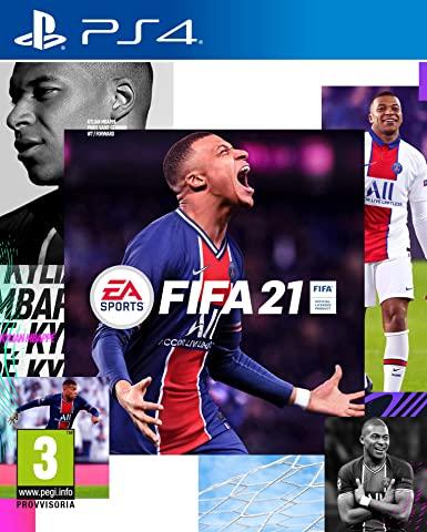 FIFA 21 sur PS4 ou Xbox One à 39.80€ (via 13€ en bon d'achat) - Quimper (29) / Carentan (50)