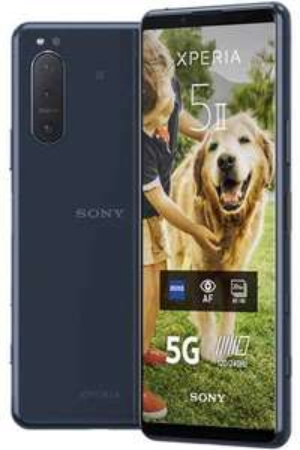 """Smartphone 6.1"""" Sony Xperia 5 II + Casque audio Sony WF‑1000XM3"""
