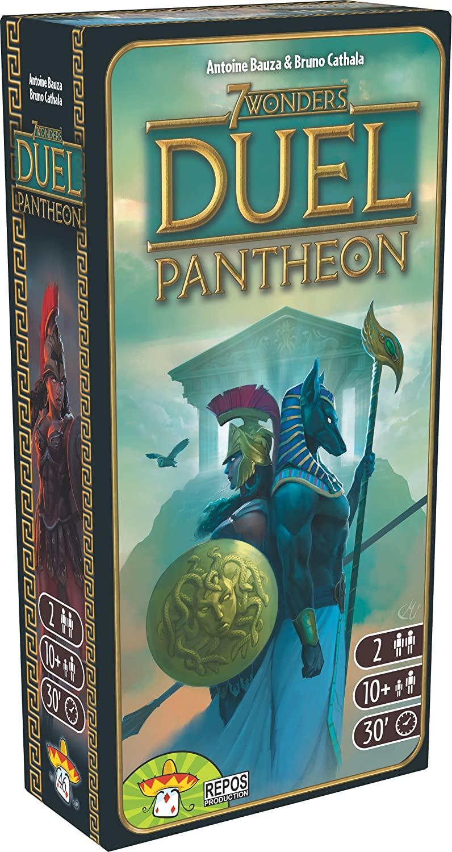 Jeu de société extension 7 Wonders Duel Pantheon