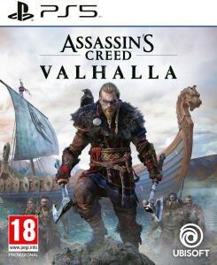 Sélection de jeux en promotion - Ex: [Précommande] Assassin's Creed Valhalla sur PS4, PS5 & Xbox One + 10€ de Bon d'achat sur les JV
