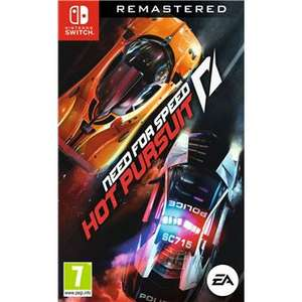 [Précommande - Adhérents] Need for Speed : Hot Pursuit Remastered sur Nintendo Switch + 5€ sur le Compte Fidélité