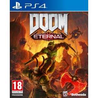 Doom Eternal sur PS4 et Xbox One (avec steelbook)
