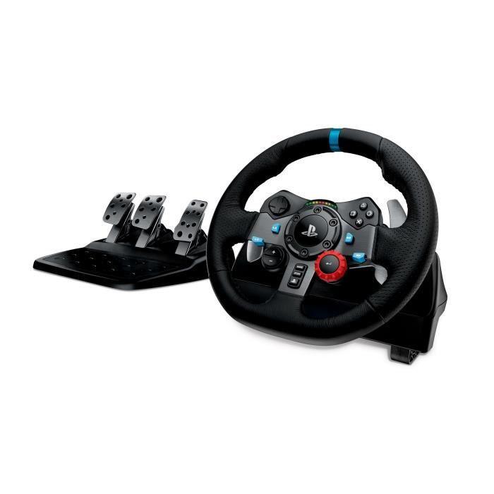 Volant de course Logitech Driving Force G29 / G920