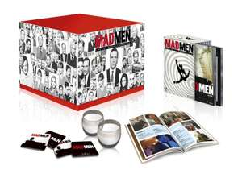 Coffret DVD : Mad men saison 1 à 7 - collector limitée