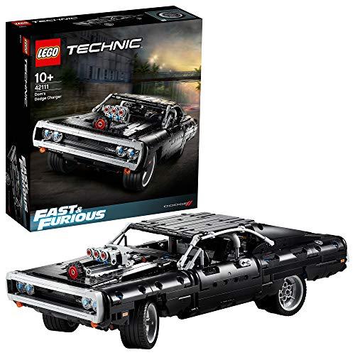 Jeu de construction Lego Technic La Dodge Charger de Dom - 42111