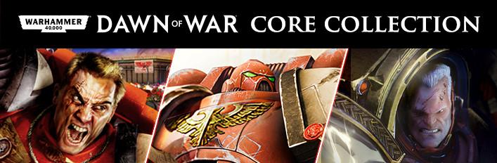 Dawn Of War - Core Collection sur PC (Dématérialisé)