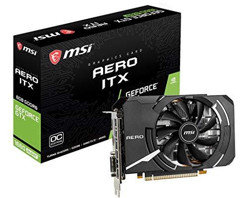 Carte graphique MSI Geforce GTX 1660 Super TM Aero ITX OC
