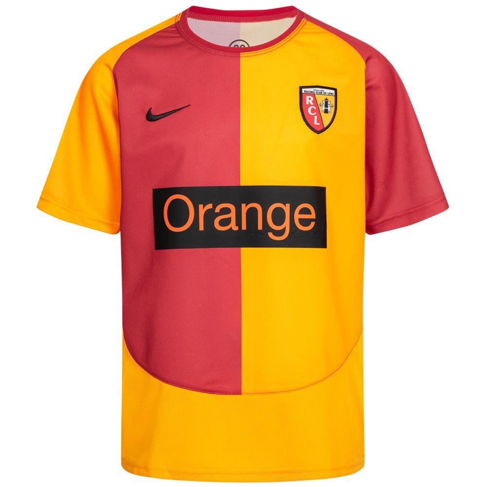[Membres Dealclub] Maillot de football Nike RC Lens Domicile pour Enfants - Taille 164-176 (Livraison incluse)