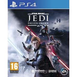 Star Wars: Jedi Fallen Order sur PS4