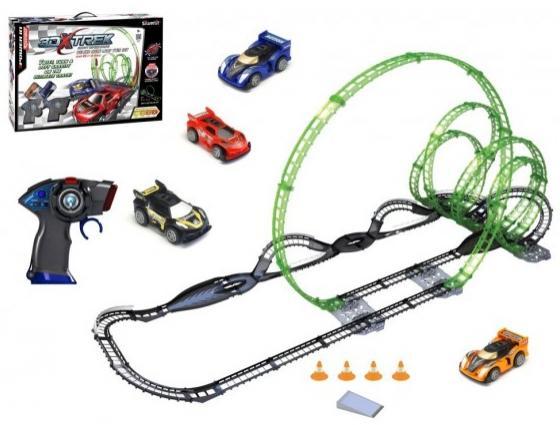 Circuit de voitures Silverlit 3D X-Trek - 82397 - Télécommandé