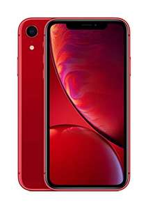 "Smartphone 6.1"" Apple iPhone XR - Full HD, A12, 3 Go de RAM, 64 Go (Différents coloris)"
