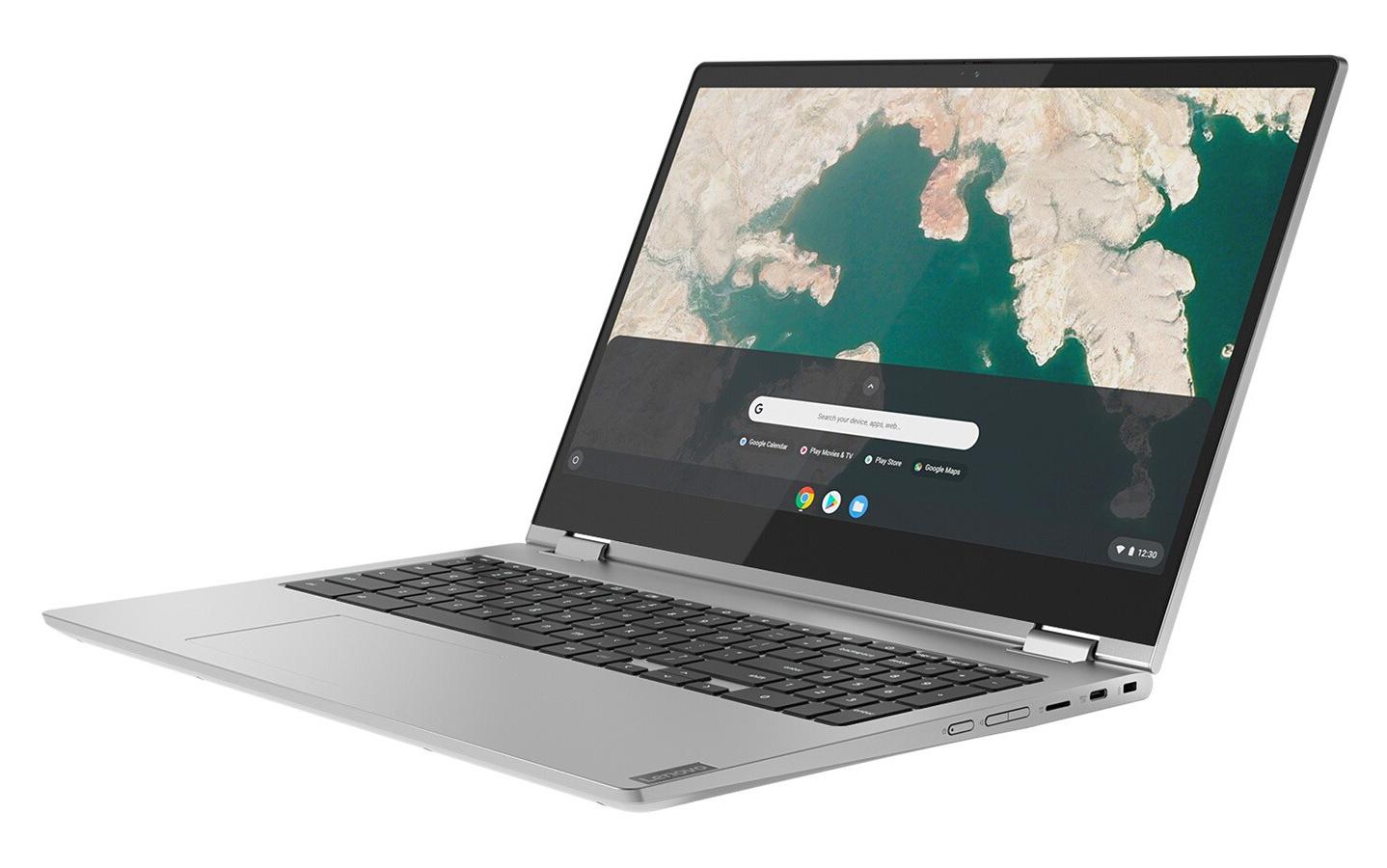 """PC Portable 15.6"""" Lenovo Chromebook C340-15-950 - i3-8130U, 4 Go RAM, 128 Go eMMC"""