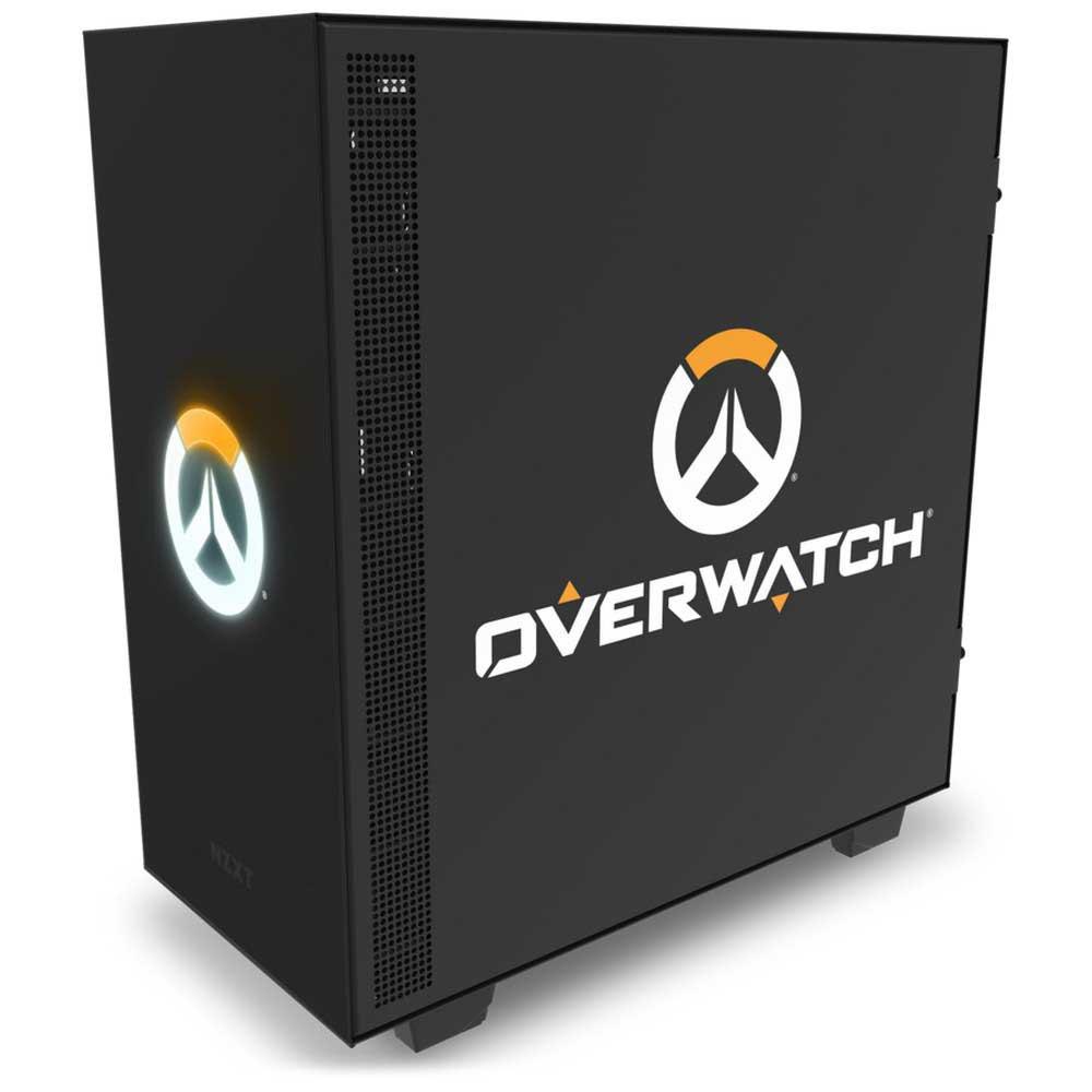 Boîtier PC NZXT H500 ATX - Edition Overwatch (techinn.com)