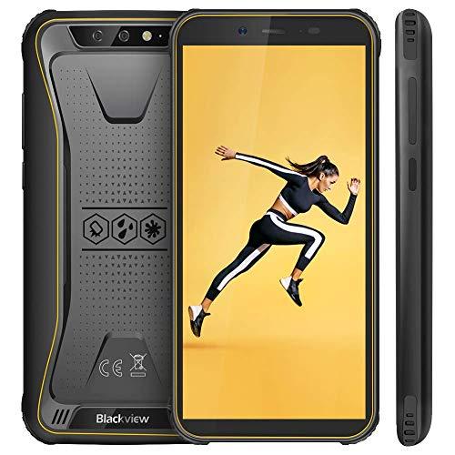 """Smartphone 5.5"""" Blackview BV5500 - HD+, 2 Go RAM, 16 Go ROM (Vendeur tiers)"""