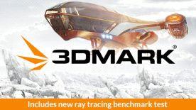 Logiciel de benchmark 3Dmark sur PC (Dématérialisé - Steam)
