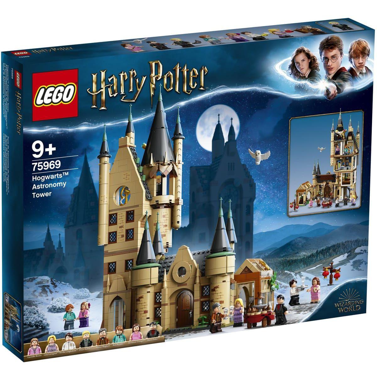 Lego Harry Potter - La Tour d'astronomie de Poudlard 75969 (Via 5€ sur la Carte de Fidélité)