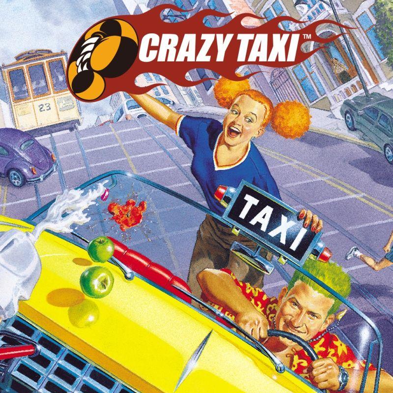Jeu Crazy Taxi sur PC (Dématérialisé)