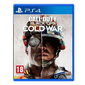 [Précommande] Call of Duty Black Ops Cold War sur PS4 (Frontaliers Belgique)