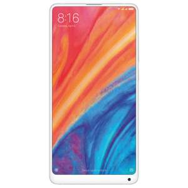 """Smartphone 5.99"""" Xiaomi Mi Mix 2S - 6 Go de RAM, 64 Go, Blanc (Frontaliers Suisse)"""
