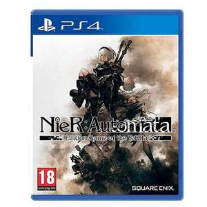 NieR : Automata - Game Of The YoRHa Edition sur PS4