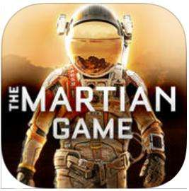 Jeu Seul sur Mars gratuit sur iOS (au lieu de 0.99€)