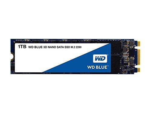 SSD Interne M.2 Western Digital WD Blue (TLC 3D, DRAM) - 1 To