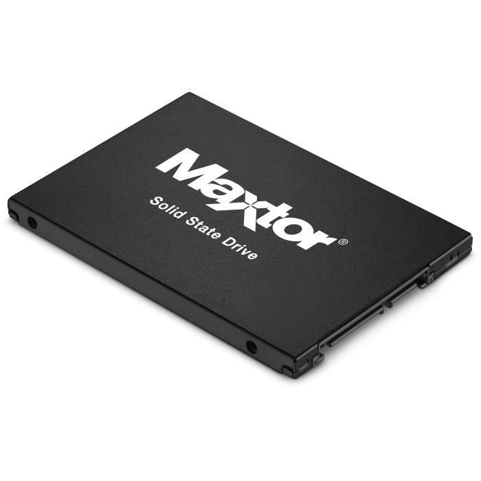 """SSD Interne 2.5"""" Seagate Maxtor Z1 - 960Go (YA960VC1A001)"""