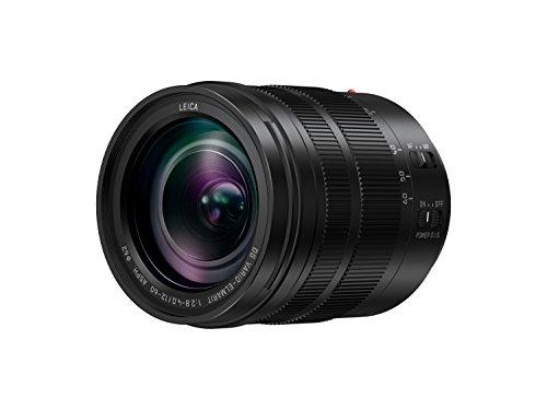 Objectif Zoom Standard Panasonic Leica pour capteur micro 4/3 12-60mm F2.8-4.0 H-ES12060E - Grande ouverture F2.8, equiv. 35mm : 24-120mm