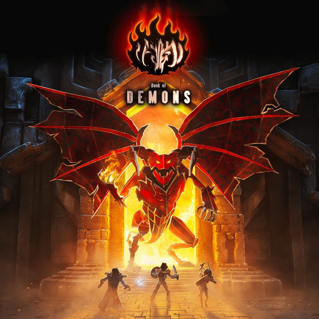 Book of Demons sur PC (Dématérialisé)