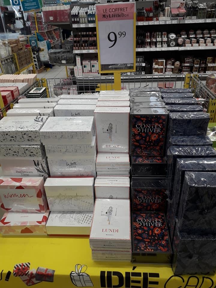 Sélection d'anciens coffrets My Little Box à 9.99€ ou miniatures à 1€ - Saint-Maximin (60)