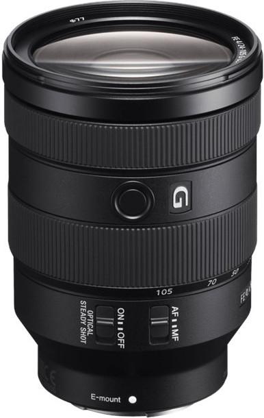 [Adhérents] Objectif photo zoom Sony FE 24-105mm f4 G OSS SEL24105G (+ 102.89€ en crédit-fidélité)